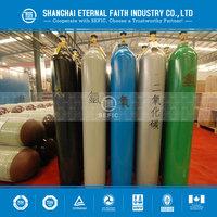 Wholesale Oxygen Nitrogen Argon Industrial Seamless Steel Pipe 10L Gas Cylinder Price