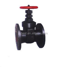 Z45T Stem Wedge Gate Valve Gate Valve DN80