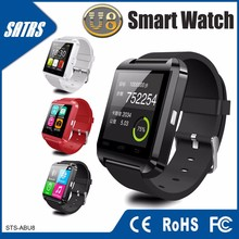 Android OS 1.54 inch Touch Screen MTK6260 Bluetooth 3.0 U8 Smart Watch Phone