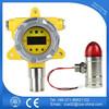 industry h2s gas detector sensor gas detector alarm with control panel