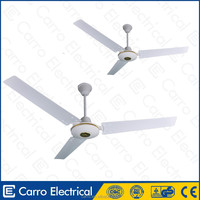 2015 12V 30w 48inch 56inch solar outdoor ceiling fans with led lights hot sale on Asia