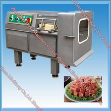 Stainless Steel Frozen Meat Cutting Machine