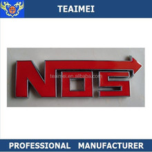 2015 best selling auto red Nos emblems american car logos