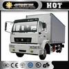 Sinotruk Howo ZZ1167M4611W 290HP 16 ton 4x2 cargo truck dimensions