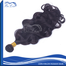 Unprocessed Natural Raw Indian Hair 6A Grade Body Wave Pure Virgin Indian Remy Hair