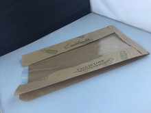 High Quality Favourable Price Custom Brown kraft Paper Sandwich Bag