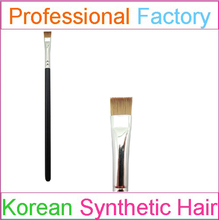 High Grade Eye Brow Makeup Brush Flat Top with Soft Synthetic Hair Makeup Eye Brush For Beauty