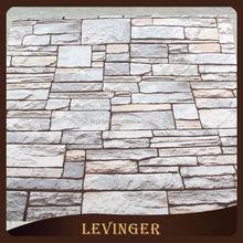 Levinger pvc wall brick wallpaper wallpaper paste powder decorative wallpaper restaurant