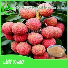 100% natural litchi seed extract/ fresh litchi(lychee) fruit