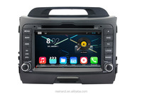 """7"""" Android 4.4.2 HD Touch Screen Car Mp3 player for K IA/SPORTAGE/SORENTO with GPS Navigation 3G Wifi Bluetooth"""