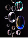 sapphire crystal lens and 6*6mm Uncoated optical grade sapphire lenses