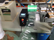 JAGPACK air machine on void fill packing
