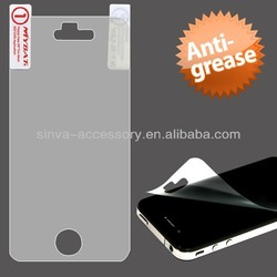 anti-glare/matte screen protector for iPhone 4 with manufacture