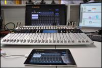 C-MARK professional studio master audio mixer CDM24 audio mixer console