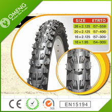 High Quality Mountain Bicycle Nature Rubber Tyre/Tire