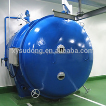 fruit and vegetable vacuum freeze drying machine for FD food