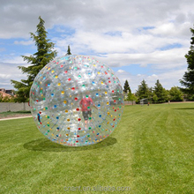 inflatable body zorb ball and hotsale body zorbing