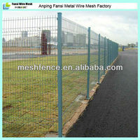 Jag fence trellis privacy fence Guangzhou manufacture Wholesale Decorative Garden Fencing