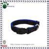 High Quality Jean Plain Nylon Dog Collar