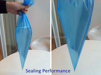 Disposable degradable food grade plastic LDPE pastry bag