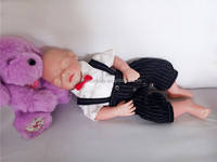 mini cheap silicone baby dolls for sale 2015 ,happy baby doll,real live baby dolls