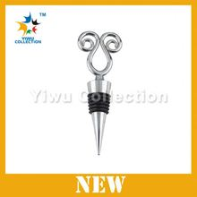 creative screw,cat shaped wine bottle stopper,led wholesale wine stoppers