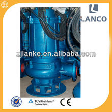 Lanco brand centrifugal Three phase 380v 60 HZ submersible water pumps