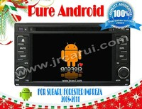 Android 4.2 car audio dvd gps system with Capacitive touch screen for SUBARU FORESTER/IMPREZA,3G,WIFI ,support OBD
