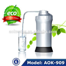 AOK-909 water filter cartridge ion,USA original KDF,Calgon activied cocnut carbon NSF tesed