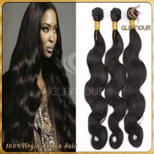 Direct from factory 100% unprocessed Mongolian human hair weaving hot sale body wave braiding hair