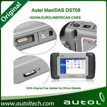 Autel MaxiDAS DS708 original Español + Inglés DS708