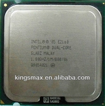 Montado computadora de escritorio intel procesador de la CPU E2160