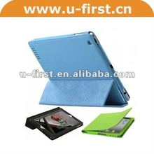 for apple ipad 2 leather smart cover case like original,smart cover leather case for new ipad,ipad 4