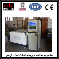 brake drum balancing machine