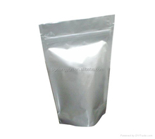 Custom printing aluminum foil stand up pouches with zipper