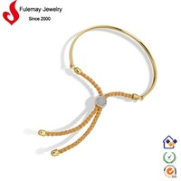 Christmas jewelry description mens solid gold bracelets FJ074/075