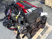 Mitsubishi Lancer evo 4G63 turbo used second hand engine motor