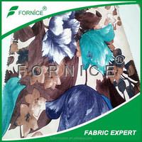 China supplier 100% polyester new different types of textile fabric printing