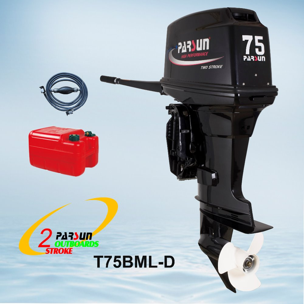 high performance 75hp boat motor outboard engine marine