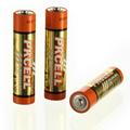 /aaa aa/c/d/9v, todo tipo de zinc batería de carbono& alcalina de la batería