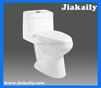New Design Western Siphonic One Piece Bidet Toilet 215 Shipping From China