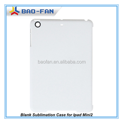 Blank Sublimation Film Case for Ipad Mini 2 Heat Transfer Phone Case High Quality