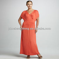 2013 Latest design kaftan dress for ladies fashion (20823#)