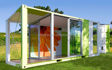New container house/ garden storage house/ prefabricated modular house