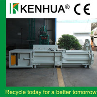 Unique design metal aluminum can baler with best durability