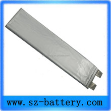 battery manufacture 3.7v nominal voltage 800mah rechargeable flexible battery