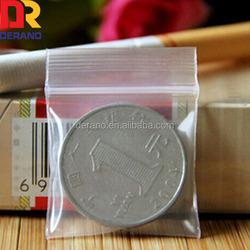 Top quality Newly fashion custom mini ziplock bag for goods