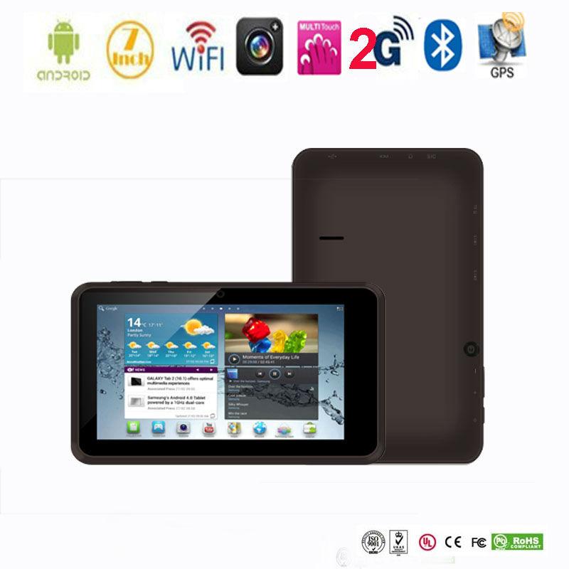 Partes tableta con GSM/GPS/Bluetooth/WIFI