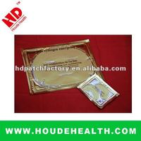 2012 New product Best patch manufacturer Collagen face mask