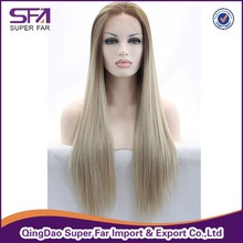 150% hair density grey hair lace wig in stock, new fashion lace front wig with fast delivery